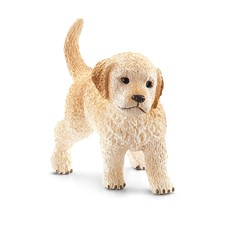 Schleich 16396 - Hond Golden Retriever Puppy