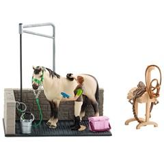 Schleich 42104 - Wasbox Voor Paarden