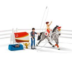 Schleich 42443 - Horse Club Mia's Spring Set