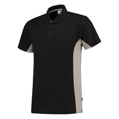 Tricorp Poloshirt Workwear 202002 180gr Zwart/Grijs