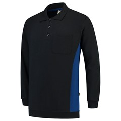 Tricorp Polosweater Marine/Blauw