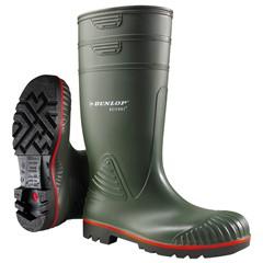 Dunlop Werklaars Acifort Heavy Duty S5 Groen