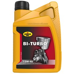 Kroon Oil Bi-Turbo 15W-40