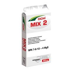 DCM MIX 2 NPK 7-6-12 + 4 MgO 25 kg