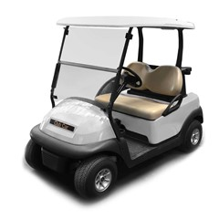 Club Car Golfkar Precedent Electrisch Occasion Wit