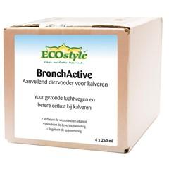 ECOstyle BronchActive - 4 x 250 ML