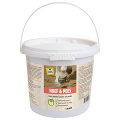 ECOstyle Hoef & Pees Paard 4 KG