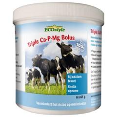 ECOstyle Triple Ca-P-Mg Bolus - 6 x 60 Gram