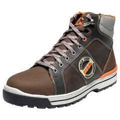 Emma Werkschoenen Ruffneck 166 S3 Sneaker Bruin