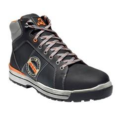 Emma Werkschoenen Ruffneck 167 S3 Sneaker Zwart