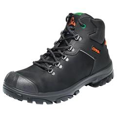 EMMA Werkschoenen Himalaya S3 Hoog Zwart