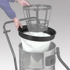 Eurom Filter Compleet Voor Stof- Waterzuigers - 50 Liter