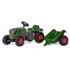 Rolly Toys RollyKid Fendt Vario 516 met Aanhanger