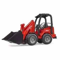 Bruder 02190 - Schäffer Compact Lader 2034 1:16