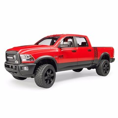 Bruder 02500 - RAM 2500 Power Wagon 1:16