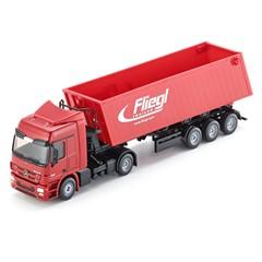 Siku 3537 - Vrachtwagen met Kiepwagen met Kantelbak 1:50