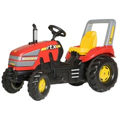Rolly Toys X-Trac - Traptractor - Rood