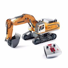 Siku Control 6740 - Liebherr R980 SME Rupsgraafmachine 1:32
