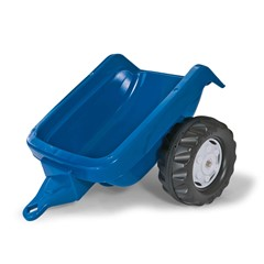 Rolly Toys - Rolly Kid Trailer blauw