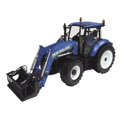 Universal Hobbies 4274 - New Holland T5.115 Met Voorlader 1:32