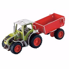 Tronico 30000 - Claas Axion 950 3D Puzzel 1:32