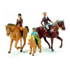 Britains 40956 - Paarden en ruiters 1:32
