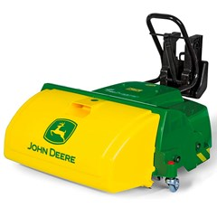 Rolly Toys Trac Sweeper John Deere Veegmachine