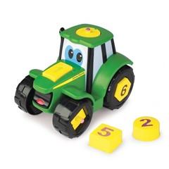 Britains 46654 - John Deere Johnny Leer en Speel Tractor