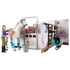 Bruder 62506 - Manege Set 1:16