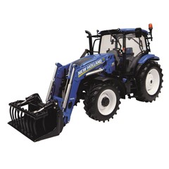 Universal Hobbies 4956 - New Holland T6.145 met 740TL Voorlader 1:32