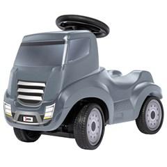 Ferbedo Loopvrachtwagen Zilver