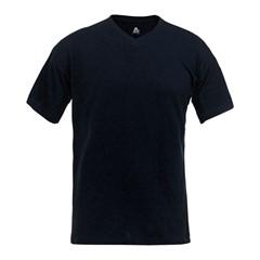 Acode T-shirt Basecamp 100241 150gr V-Hals Marine