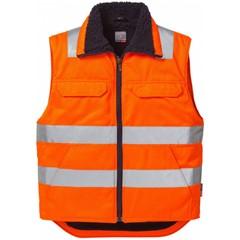 Fristads Hi-Vis Bodywarmer 544 BT Oranje