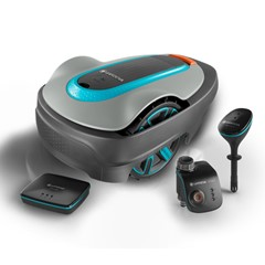 GARDENA Robotmaaier Smart System SILENO City 500 Set