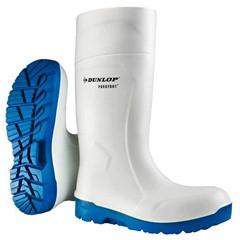 Dunlop Werklaars Purofort Foodpro S4 Wit Hydrogrip