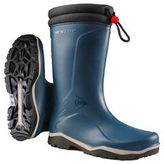 Dunlop Winterlaars Blizzard Thermo Blauw