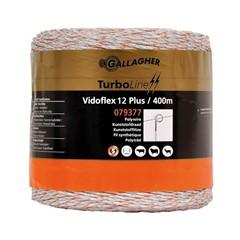 Gallagher  Schrikdraad (400 Meter / Wit) - Vidoflex 12 Plus