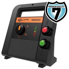 Schrikdraadapparaat (Accu) MBS 200 - Gallagher