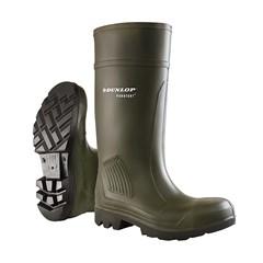 Dunlop Werklaars Purofort Professional S5 Groen