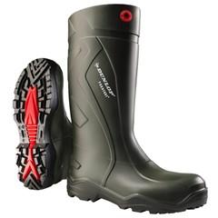 Dunlop Werklaars Purofort+ S5 Groen