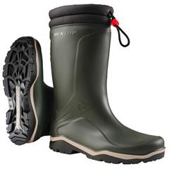 Dunlop Winterlaars Blizzard Thermo Groen