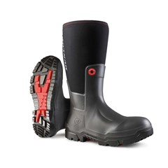 Dunlop Werklaars Snugboots WorkPro S5 Zwart