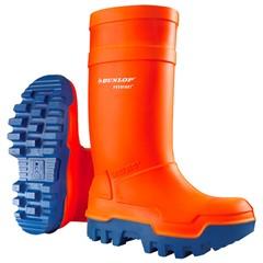 Dunlop Werklaars Purofort Thermo+ S5 Oranje Maat 46