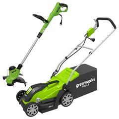 Greenworks Trim En Maaiset 230 Volt