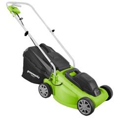 Greenworks Elektrische Grasmaaier 32 CM