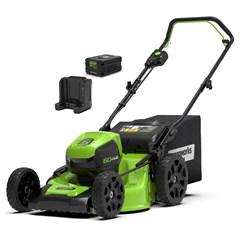 Greenworks Accugrasmaaier 60 Volt Met 4.0 Ah Accu En Lader