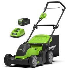 Greenworks Accugrasmaaier 40 Volt Met 4.0 Ah Accu En Lader