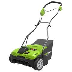 Greenworks Verticuteermachine 40 Volt Zonder Accu En Lader