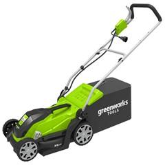Greenworks Elektrische Grasmaaier 35 CM