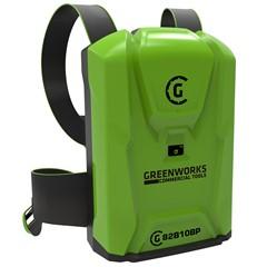 Greenworks Accu Backpack 82-Volt 12.5 Ah